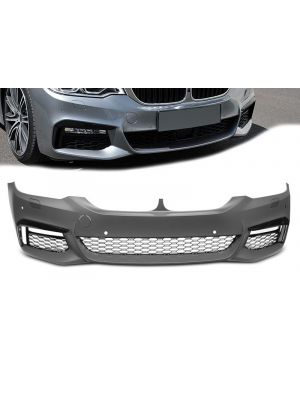 Voorbumper   BMW   5-Serie Sedan G30 / Touring G31 2017-   M-Tech   ABS Kunststof