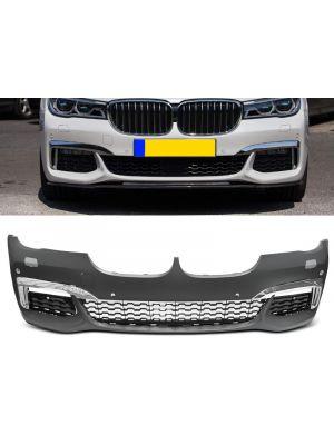Voorbumper   BMW   7-serie 15-19 4d sed. G11 / 7-serie 19- 4d sed. G11   ook G12   M-Pakket