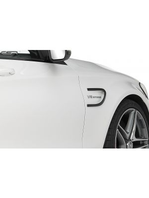 Air Intakes | Mercedes-Benz | C-klasse 14- 4d sed. W205 / C-klasse Cabriolet 16- 2d cab. / C-klasse Coupé 15- 2d cou. / C-klasse Estate 14- 5d sta. | Fiberflex AMG |