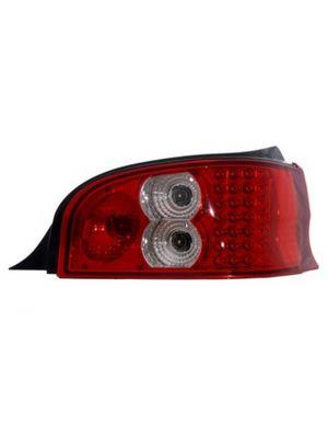 Achterlichten Citroen Saxo 96-04  LED rood/wit