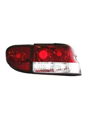 Achterlichten Ford Escort MK6 95- rood/wit