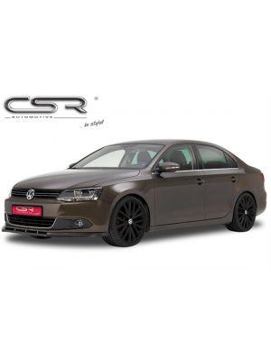 Volkswagen jetta 6 cup spoilerzwaard frontspoiler CSR CSL060