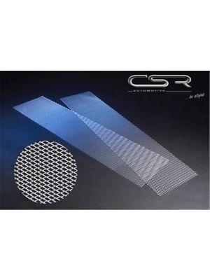 Racegaas zilver CSR 125x25 cm