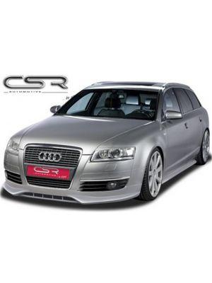 Frontspoiler Audi A6 C6 Typ 4F 2004-2008 GVK niet S-line