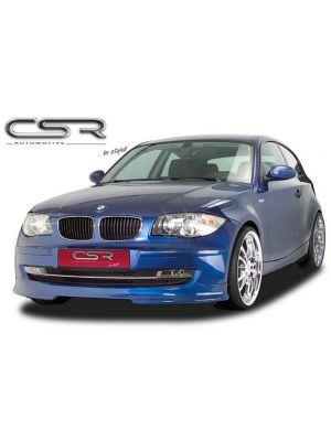 Frontspoiler | BMW | 1-serie 07-11 5d hat. E87 LCI / 1-serie 07-12 3d hat. E81 | Fiberflex