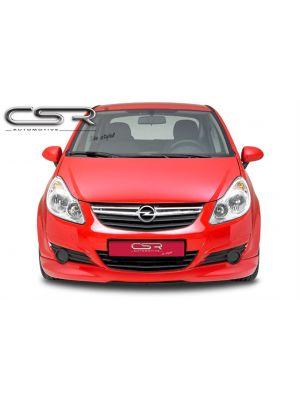 Frontspoiler | Opel Corsa D 2006-2010
