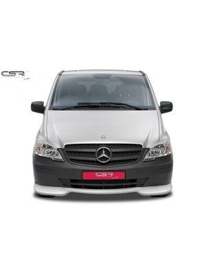 Frontspoiler | Mercedes-Benz Vito (W639 / V639) 2010-2014