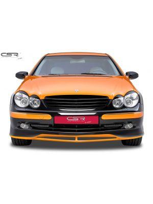 Frontspoiler | Mercedes-Benz CLK-Klasse coupé / cabrio 2002-2005