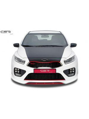 Frontspoiler | Kia Ceed GT / Pro Ceed GT 2013-2018