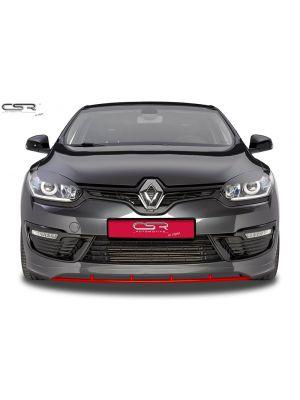 Frontspoiler | Renault Megane III 2014-