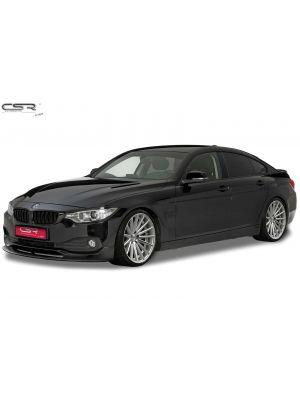 Frontspoiler | BMW | BMW | BMW | 4-serie Cabrio 14- 2d cab. F33 / 4-serie Coupé 13- 2d cou. F32 / 4-serie Gran Coupé 14- 5d hat. F36 | Fiberflex