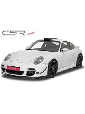 Voorspoiler voor Porsche 911/997 coupé / cabrio 2005-2012 GVK