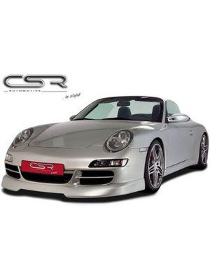 Frontspoiler Porsche 911/997 Coupe GVK SX-Line (voor facelif