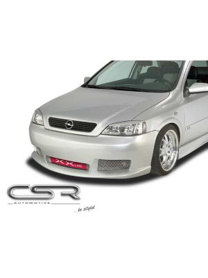 Voorbumper | Opel | Astra 98-04 3d hat. / Astra 98-04 4d sed. / Astra 98-04 5d hat. / Astra Coupé 00-06 2d cou. / Astra Stationwagon 98-04 5d sta. | GVK