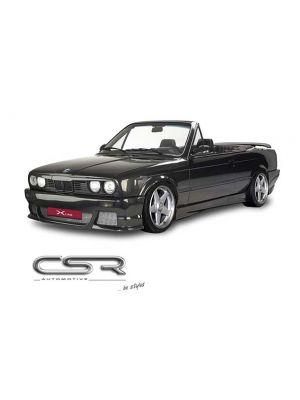 Voorbumper | BMW | 3-serie 83-91 2d sed. E30 / 3-serie 83-91 4d sed. E30 / 3-serie Cabrio 86-93 2d cab. / 3-serie Touring 88-94 5d sta. | GVK