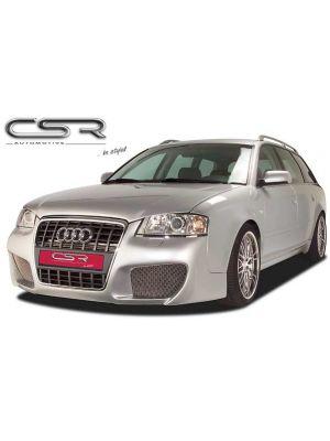 Voorbumper | Audi | A6 01-04 4d sed. / A6 Avant 01-04 5d sta. | Fiberflex