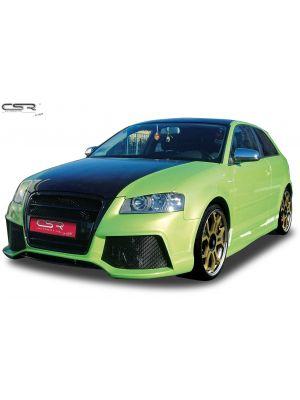 Voorbumper | Audi | A3 03-05 3d hat. / A3 05-08 3d hat. / A3 08-12 3d hat. / A3 Sportback 04-08 5d hat. / A3 Sportback 08-13 5d hat. | GVK