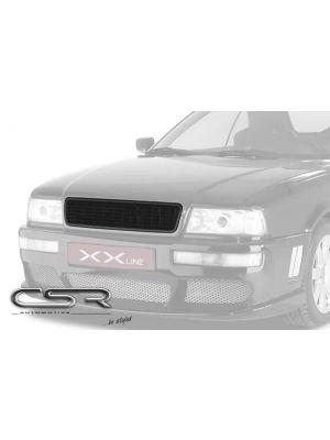 Grill | Audi | 80 91-95 4d sed. / 80 Avant 92-95 5d sta. | zwart ABS Kunststof