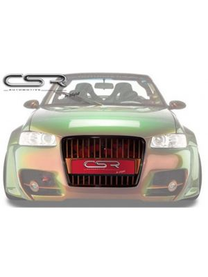 Grill zonder embleem Audi A4 B7 05- Sedan / station / Se