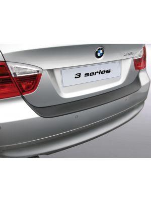 Achterbumper Beschermer   BMW 3-Serie E90 Sedan 2005-2008 excl. M   ABS Kunststof