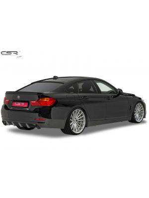 Achteraanzetstuk   BMW   4-serie Cabrio 14- 2d cab. F33 / 4-serie Coupé 13- 2d cou. F32 / 4-serie Gran Coupé 14- 5d hat. F36   Fiberflex