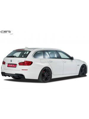 Achteraanzetstuk | BMW | 5-serie 10-13 4d sed. F10 / 5-serie 13- 4d sed. F10 LCI / 5-serie Touring 10-13 5d sta. F11 / 5-serie Touring 13- 5d sta. F11 LCI | M-Pakket | Fiberflex
