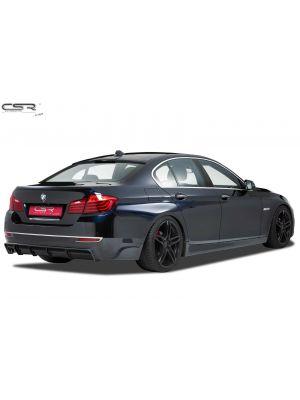 Achteraanzetstuk | BMW | 5-serie 13- 4d sed. F10 LCI / 5-serie Touring 13- 5d sta. F11 LCI | Fiberflex