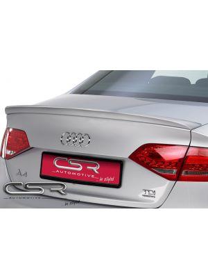 Achterspoiler | Audi  A4 B8  sedan vanaf 2008 | GFK