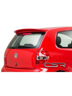 Achterspoiler | Volkswagen Fox alle 2005-2011 | Fiberflex