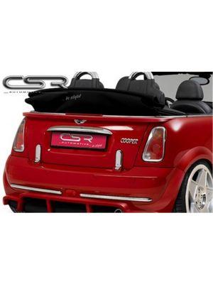 Achterspoiler Mini R52 One / Cooper / Cooper S 2004-2008