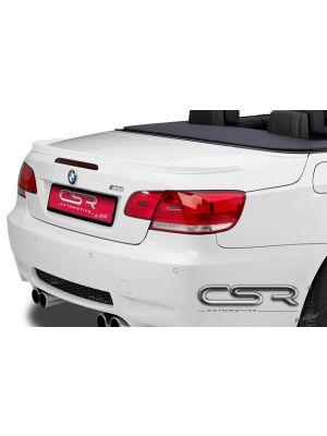 Achterspoiler | BMW 3-serie E93 alle 3/2007-9/2013 | Fiberflex
