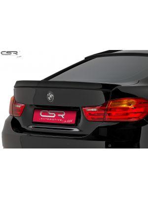 Achterspoiler   BMW 4-serie F36  Gran Coupé vanaf 10/2013   Fiberflex