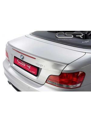 Spoilerlip BMW 1 serie E82/E88 07- PU-RIM