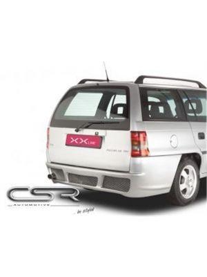 Achterbumper Opel Astra F Caravan 1991-1998 GVK XX-Line