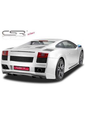 Achterbumper | Lamborghini | Gallardo Spyder 06-14 2d cab. | GVK