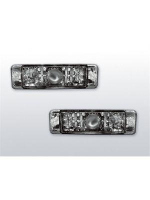 Voorknipperlichten (set) met parking light | Volkswagen Golf 1,2 / Jetta / Polo | chrome