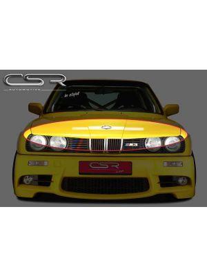 Motorkapverlenger | BMW | 3-serie 83-91 2d sed. E30 / 3-serie 83-91 4d sed. E30 / 3-serie Cabrio 86-93 2d cab. E30 / 3-serie Touring 88-94 5d sta. E30 | 3-delig | Metaal