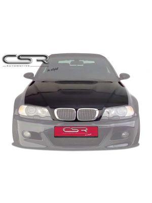 Motorkap BMW E46 met powerdome Coupé / Cabrio (ook M3)fase 1