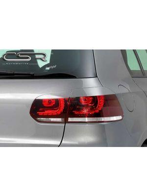 Achterlichtcovers | Volkswagen Golf VI 2008-2012 | ABS