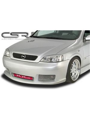 Koplampspoilers Opel  Astra G cabrio / Coup? 1998-2004 ABS