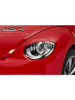 Koplampspoilers VW Beetle 2011- ABS