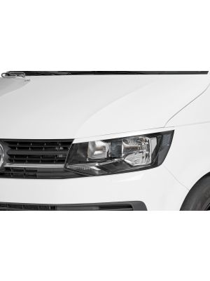 Koplampspoilers | VW T6 Bus alle vanaf 2015 | ABS