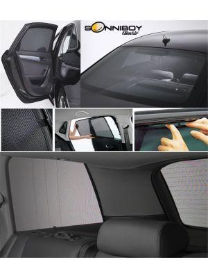 Sonniboy | Subaru Impreza 5-deurs 2012- & XV 2012- | Zonwering op maat van Climair