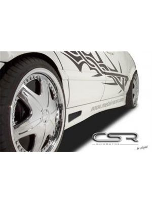 Side Skirts Opel Astra F Hatchback / station / Sedan / Cabri