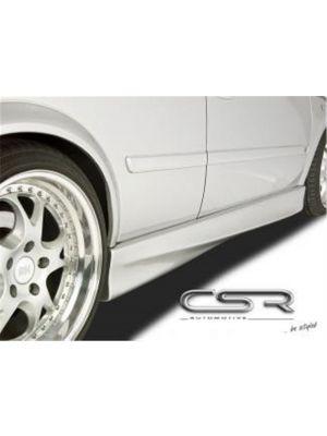 Side Skirts Opel Astra G Convertible / Coupé / Hatchback 3/5 d