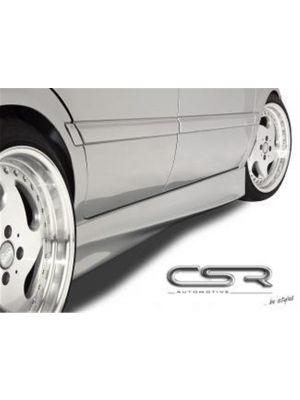 Side Skirts Opel Corsa C Hatchback 2000-2006 GVK XX-Line