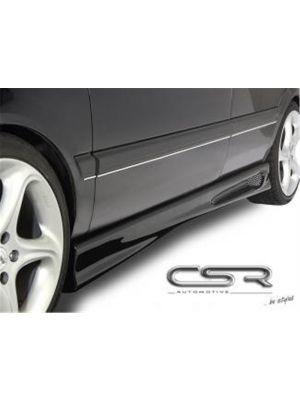 Side Skirts Audi A3 8L Hatchback 1996-2003 GVK/ABS X-Line SE