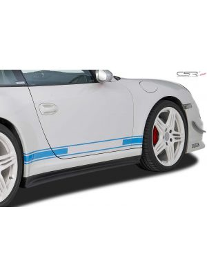 Side Skirts | Porsche | 911 Cabriolet 05-10 2d cab. | Fiberflex