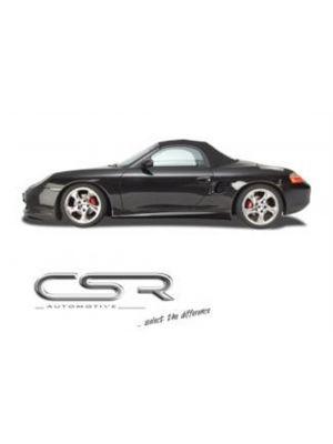 Side Skirts Porsche 986 Boxster  Roadster v.a. 1996 GVK SX-L