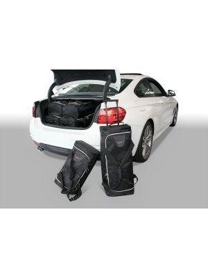 Reistassen set | BMW 4-Serie Coupé F32 2013- | Car-bags